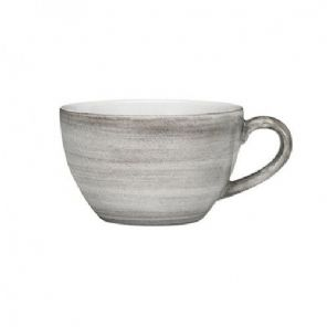 Bauscher Modern Rustic Large Cup in Grey
